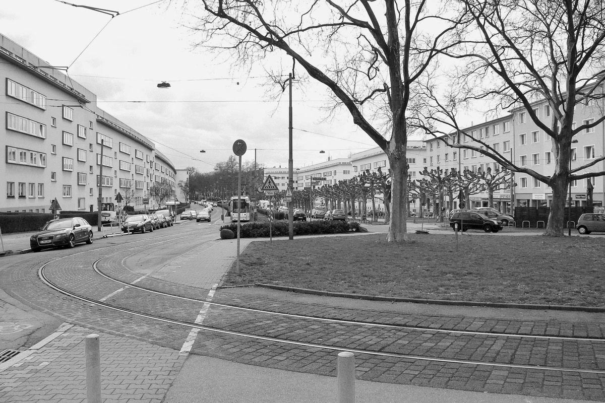 Frankfurt am Main, Ernst-May-Platz